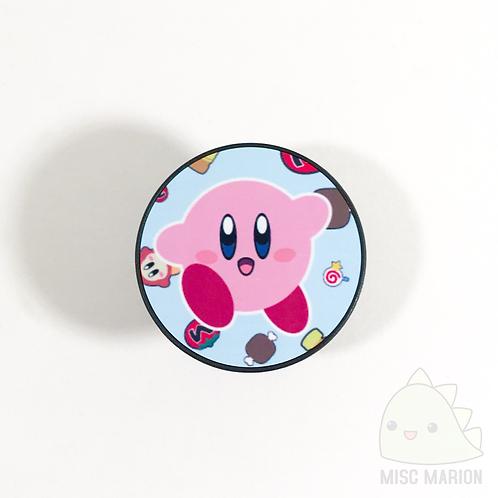 Kirby Pop Phone Grip