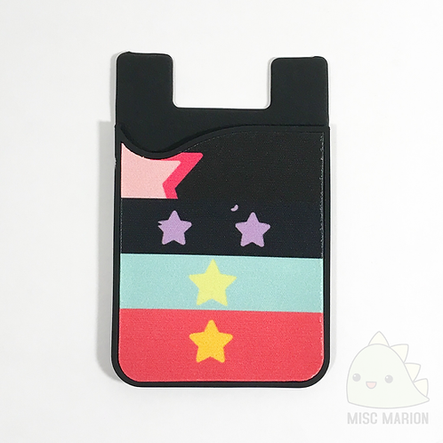 Steven Universe Card Caddy Phone Wallet