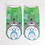 Thumbnail: Totoro No-Show Ankle Socks
