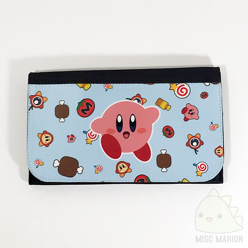 Kirby Clutch Canvas Wallet