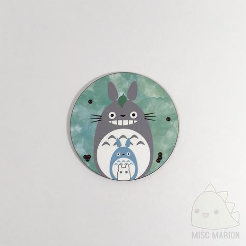 Totoro Coasters