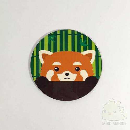 Red Panda Coasters