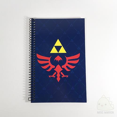 Legend of Zelda Notebook