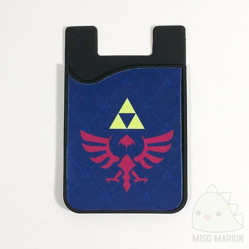 Legend of Zelda Card Caddy Phone Wallet