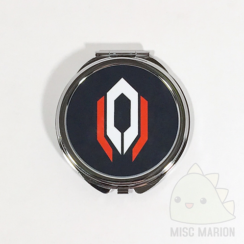 Mass Effect Pocket Mirrors