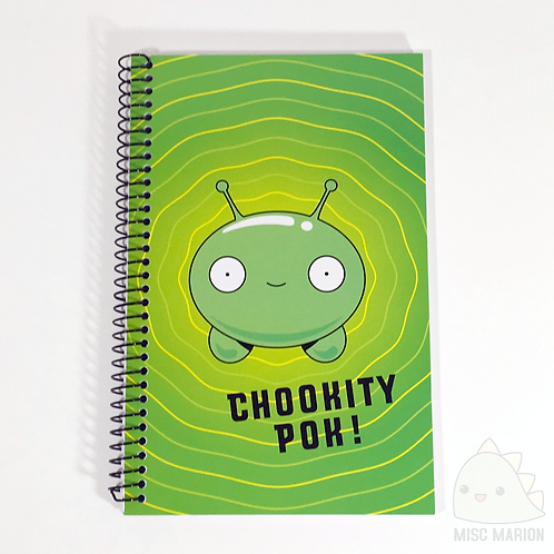 Moon Cake Notebook