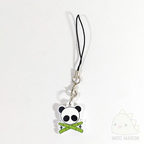 "Panda 1"" Acrylic Charm"