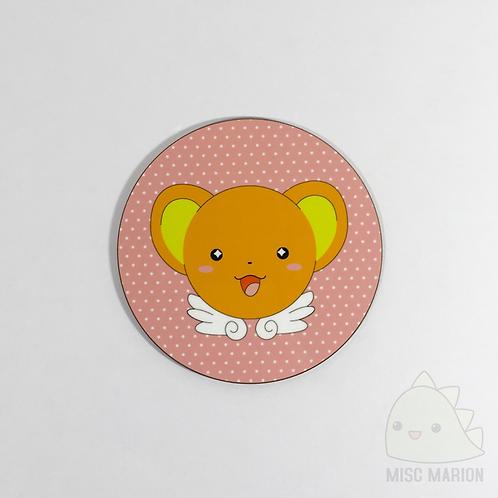 Kero/Cerberus Coasters