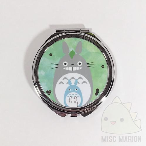 Totoro Pocket Mirrors