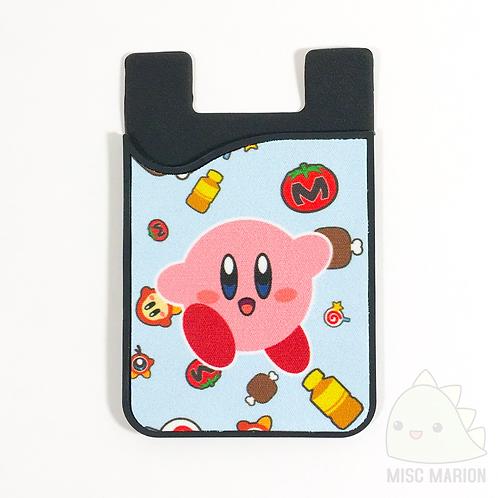 Kirby Card Caddy Phone Wallet