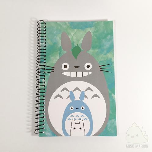 Totoro Notebook