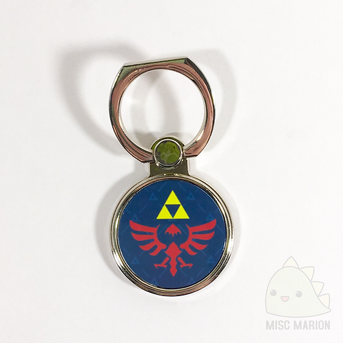 Legend of Zelda Phone Ring Stand
