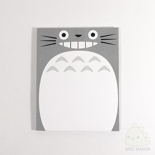 Totoro Notepad