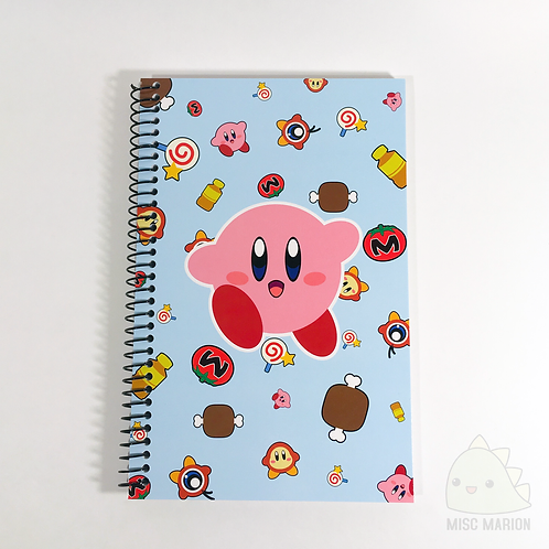 Kirby Notebook