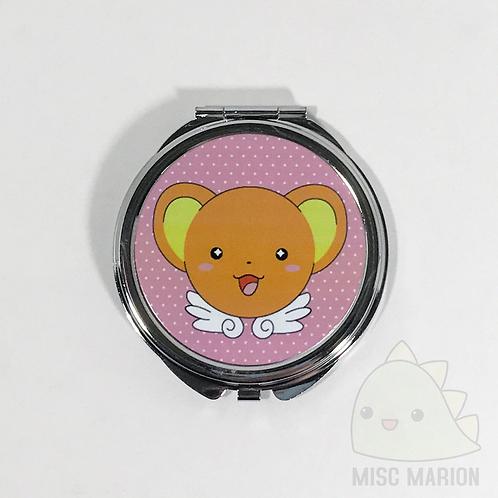 Kero / Cerberus Card Captors Pocket Mirror