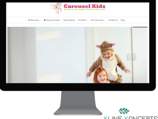 A new look for Waterdowns favourite  children's store, Carousel Kids!