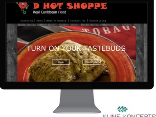 Turn on your tastebuds with D Hot Shoppe!