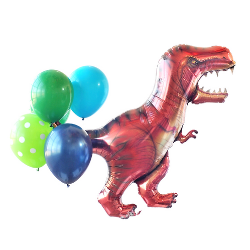 Dinosaur Roar Foil Balloon