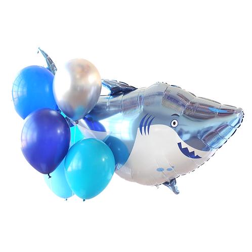 Shark Foil Balloon