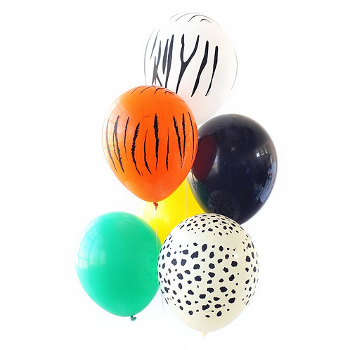 Jungle Party Balloons