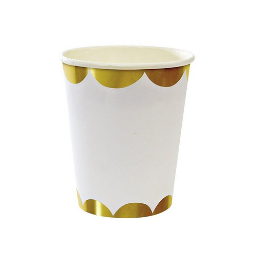 Daisy Party Cups