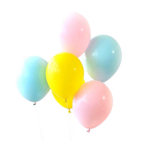 Ice Cream Party Balloons