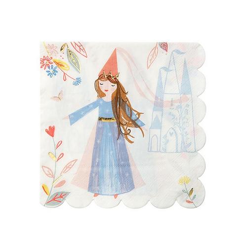 Fairytale Dessert Napkins