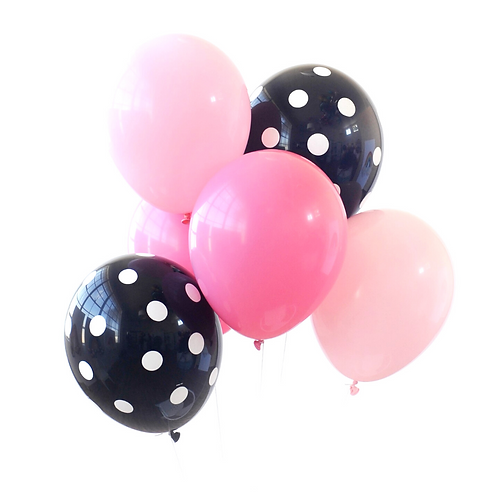 Panda Bear Party Balloons