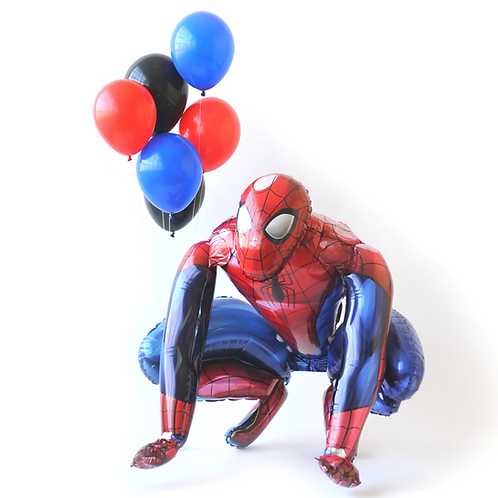 Spider-Man Airwalker Foil Balloon