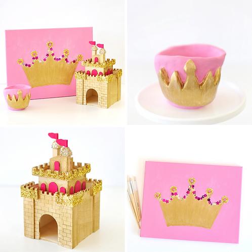 Princess Virtual Art Camp