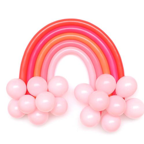 Love Rainbow Balloon Kit