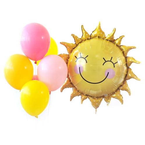 Little Sunshine Party Balloons