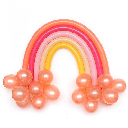 Dinosaurus Rainbow Balloon Kit