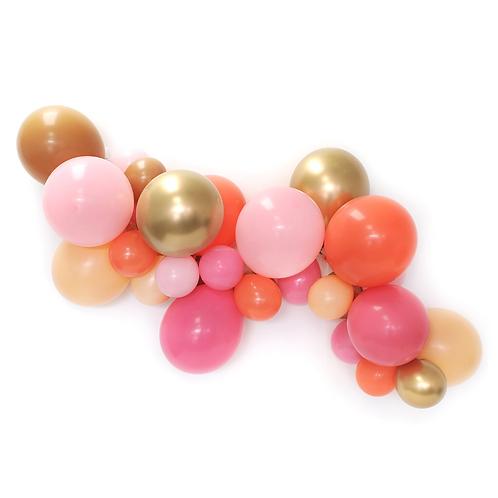 Boho Rainbow Balloon Garland Kit