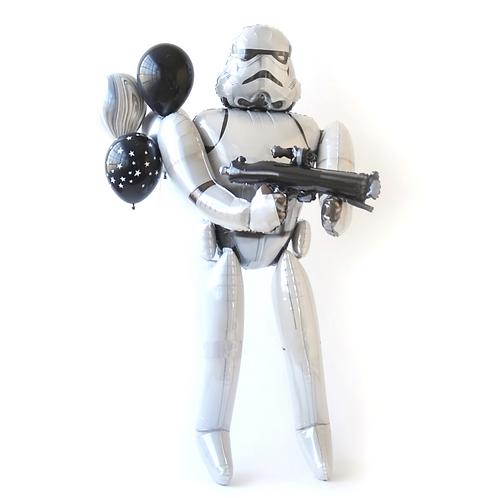 Star Wars Airwalker Foil Balloon