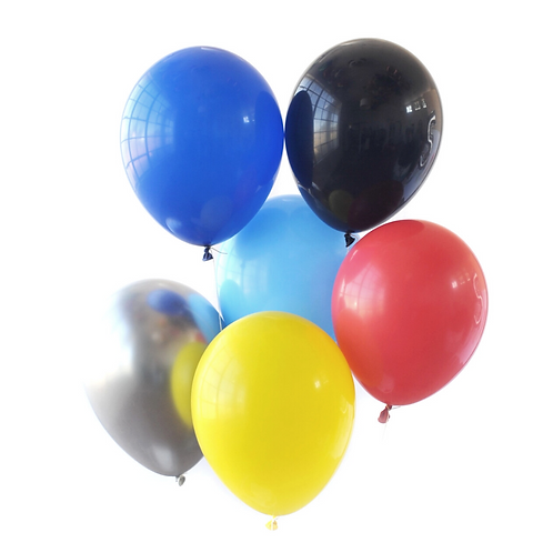 Policeman Party Balloons
