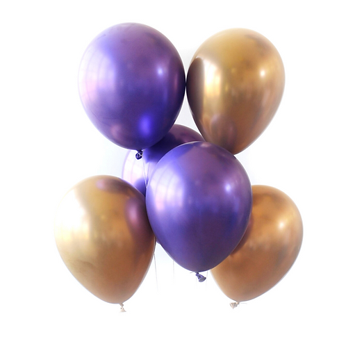 School Colors Party Balloons