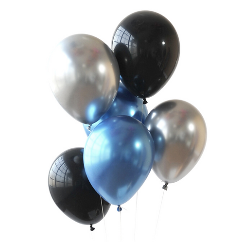 Knights Party Balloons