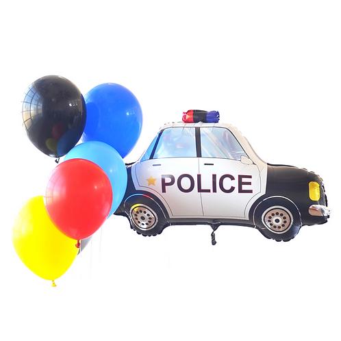 Policeman Foil Balloon