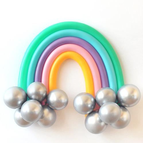 Dreamy Rainbow Balloon Kit