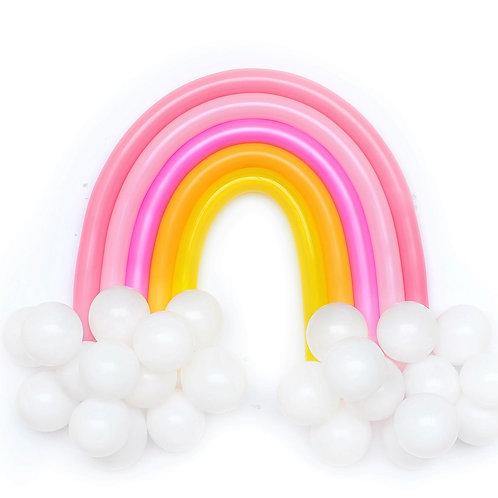 Little Sunshine Rainbow Balloon Kit