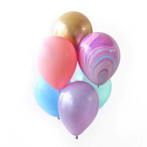 Magical Unicorn Party Balloons