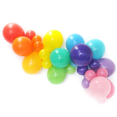 Over the Rainbow Balloon Garland Kit