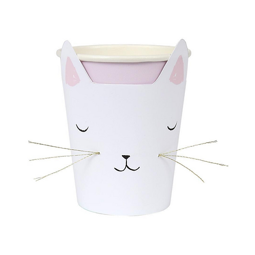 Kitten Party Cups