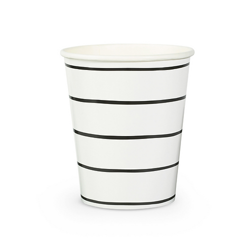 Construction Zone Party Cups