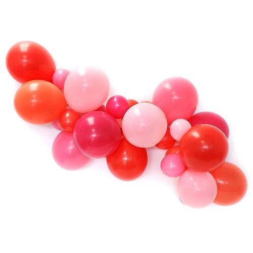 Love Balloon Garland Kit