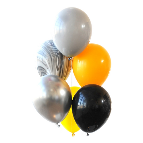 Construction Zone Party Balloons