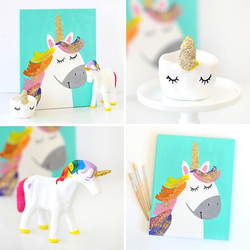 Unicorn Virtual Art Camp