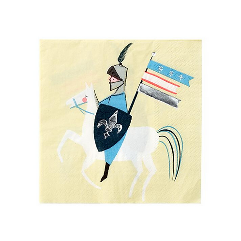 Knights Party Napkins