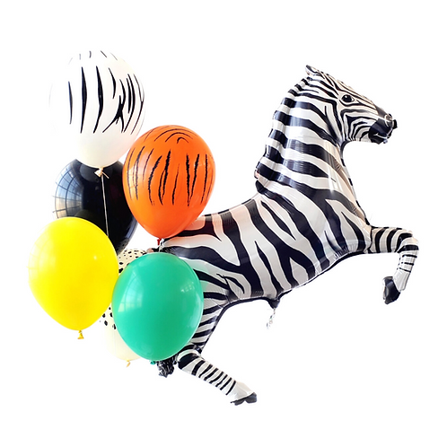 Jungle Foil Balloon